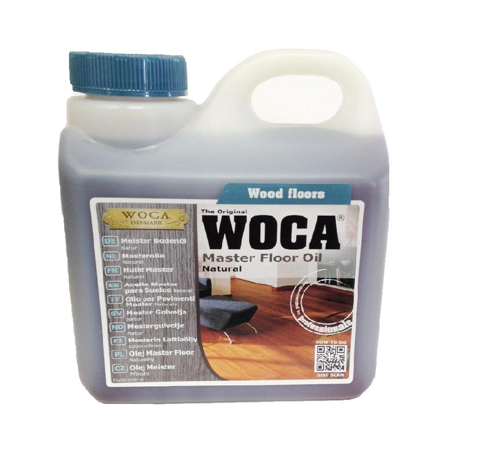 Woca Denmark Master Oil